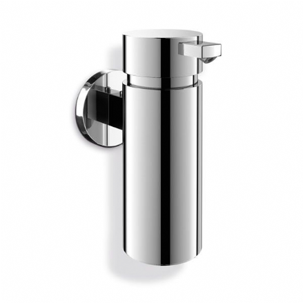 Zack Scala Wall Mounted Soap Dispenser Polished Stainless Steel
